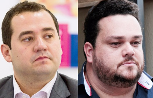 A Cidade - Ricardo Silva (esq.) e Lincoln Fernandes (dir.) confiam que o TRE-SP modificará a decisão de primeira instância