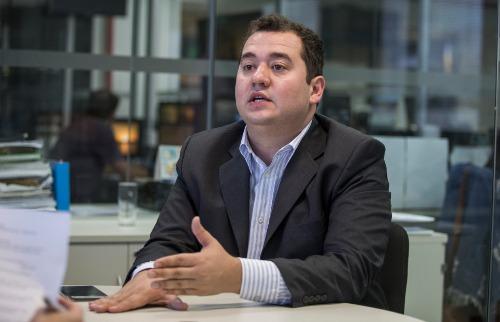 Ricardo Silva, candidato a deputado federal - Foto: Weber Sian / A Cidade