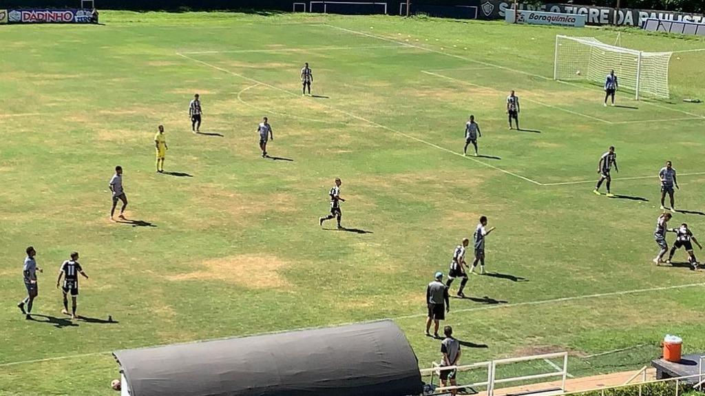 Atividade ocorreu na manhã deste sábado (10), em Americana (Foto: Rede social / Rio Branco) - Foto: Divulgação / Redes Sociais
