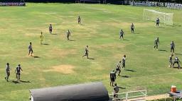Comercial perde jogo-treino para o Rio Branco em Americana