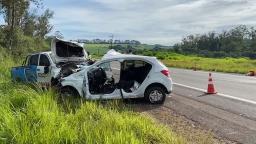 Acidente em Rio Claro mata duas pessoas na rodovia SP-191