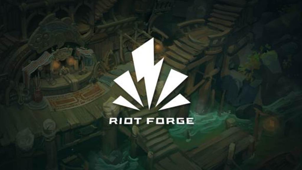 Riot Forge - Foto: Divulgação