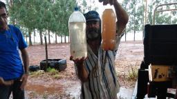 Produtores reclamam da falta de água no Assentamento Bela Vista