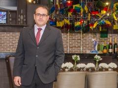 O empresário Roberto Bertino é fundador e presidente da Nobile Hotéis - Foto: Luis Cervi / Especial