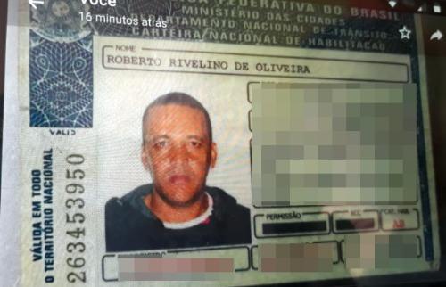 Roberto foi executado a tiros em padaria no Ipiranga (foto: Reprodução) - Foto: Reprodução