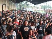 Rock na Estação atrai grande público em São Carlos