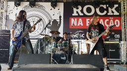 Sábado tem Festival Rock na Estação em São Carlos