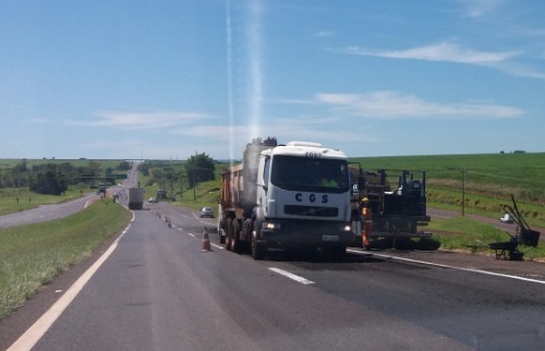 ACidade ON - Araraquara - Rodovia passa por melhorias
