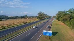 Fibra ótica começa a ser instalada nas rodovias da região
