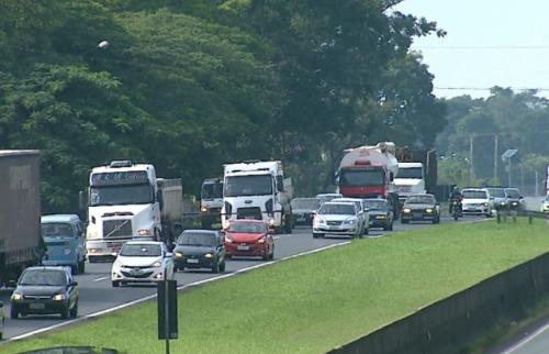 ACidade ON - São Carlos - Rodovia Washington Luís em São Carlos
