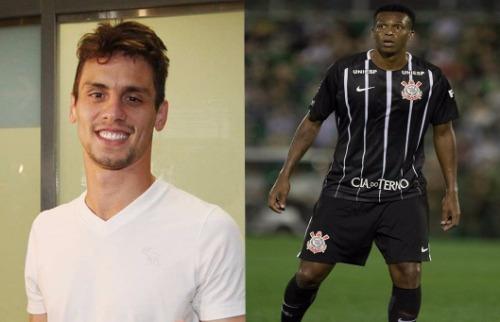 Reprodução / Facebook - Pivô de lance com Rodrigo Caio (foto à esq.) no Paulistão deste ano, Jô teve sua postura questionada no domingo