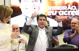 Renato Lopes / Especial - Rodrigo Camargo terá a prefeita Dárcy Vera em seu palanque