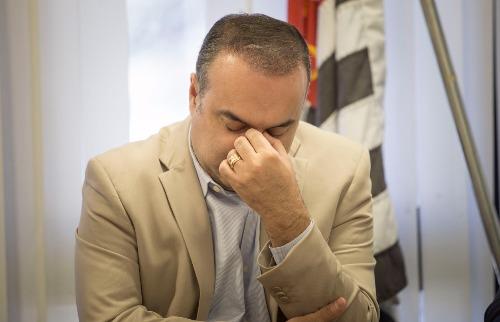 Weber Sian / A Cidade - 26.jul.2017 - Rodrigo vai negociar com o Executivo o destino da devolução