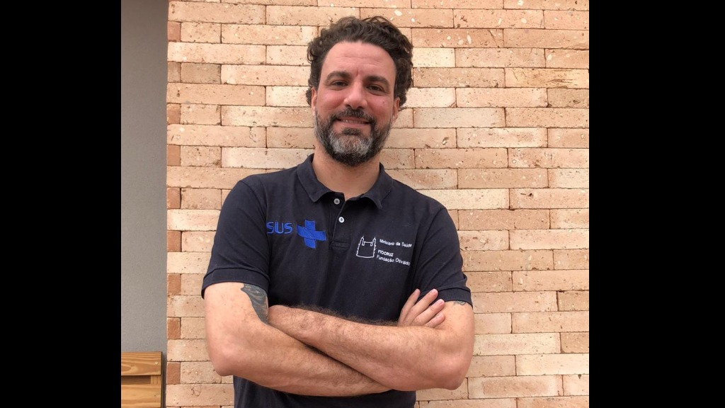 Rodrigo Stabeli, Pesquisador Titular da Fiocruz, professor de Medicina da UFSCAR e consultor da OPAS/OMS - Foto: Agências