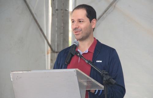 ACidade ON - Araraquara - Roger Mendes, do PP, é o autor do projeto que cria o Dia Municipal de Combate à LGBTfobia (Câmara Municipal/Divulgação)
