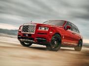 Primeiro SUV da Rolls-Royce, Cullinan chega ao Brasil esse ano