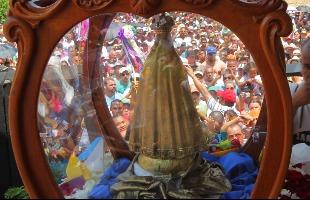 F.L.Piton  / A Cidade - Tradicional peregrinação terá início às 6h no dia 12 de outubro