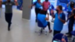 Dupla faz arrastão em loja de celulares em Ribeirão Preto