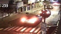 Polícia está em alerta após ataque a bancos na madrugada em Mococa