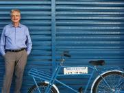 Dos pedais de uma bicicleta à melhor empresa para trabalhar
