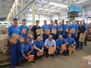 Pelo 3º ano, RTE Rodonaves está entre as melhores empresas para se trabalhar no setor de grande porte regional