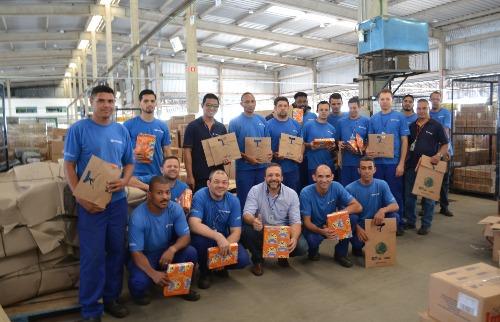 RTE Rodonaves está na lista das melhores empresas para trabalhar pelo terceiro ano seguido (Foto: Divulgação) - Foto: Divulgação