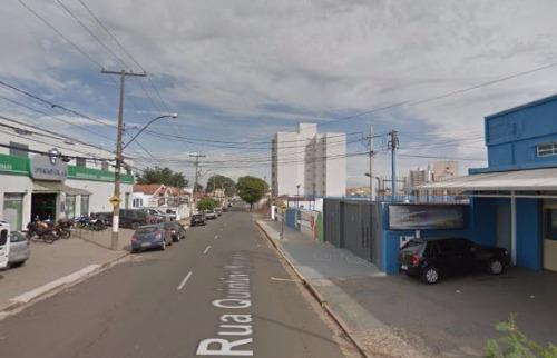 Google Street View - Rua no Chapadão terá bloqueio nesta sexta. Créditos: Google Street View