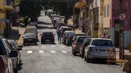Transerp altera sentido de rua nos Campos Elíseos
