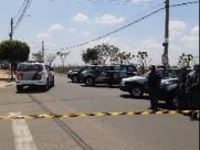 Viracopos: bandido em fuga faz família refém