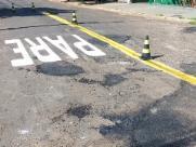 Farofino: Prefeitura diz ter tapado 258 buracos por dia na gestão Edinho Silva