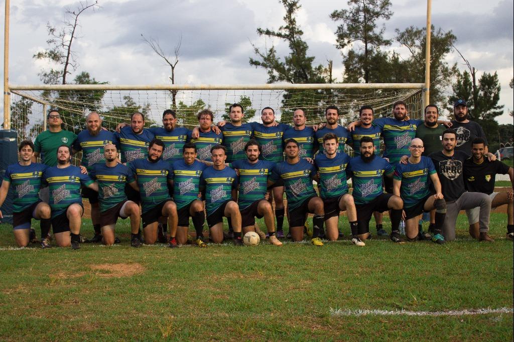 Rugby Ribeirão estreia pela Série B no dia 4 de março (Foto: Divulgação / OPA Assessoria de Comunicação) - Foto: Divulgação / OPA Assessoria