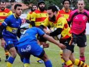 Rugby São Carlos enfrenta os Tucanos pela semifinal do Paulista B