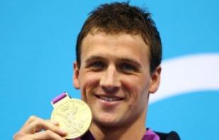 Reprodução / Facebook - Nadador americano Ryan Lochte (foto: Reprodução / Facebook)