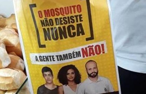Divulgação - Campanha alerta para combate à dengue
