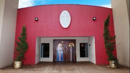 Sagrada Família arrecada alimentos para Domingo de Páscoa