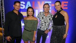 """Lançamento de """"Salve-se quem puder"""" agita noite em Campinas"""