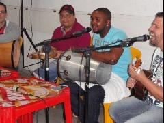 SambaZinho é a atração deste domingo (28), no Choro das Águas (Divulgação) - Foto: ACidade ON - Araraquara