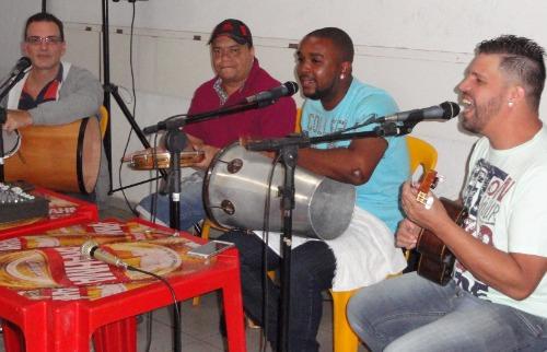 ACidade ON - Araraquara - SambaZinho é a atração deste domingo (28), no Choro das Águas (Divulgação)