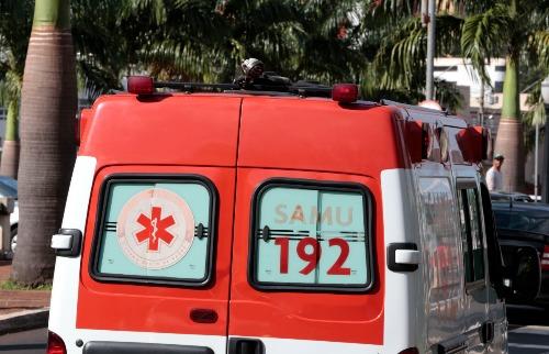 Renato Lopes / Especial - Vítima foi socorrida até a Unidade de Emergência do Hospital das Clínicas