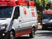 Adolescente morre após cair de moto e bater cabeça