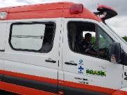 Homem é agredido a pauladas no bairro São Carlos VIII