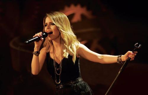 Reprodução / Facebook - Sandy confirmou show em Ribeirão  Preto no dia 19 de maio
