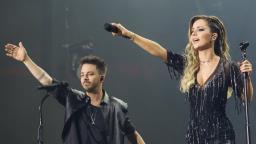 Após turnê, dupla Sandy e Junior já tem data para despedida