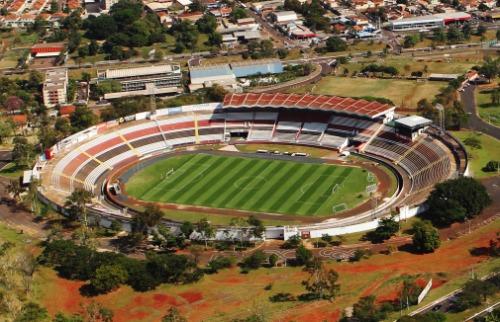 Milena Aurea / A Cidade - Estádio Santa Cruz, do Botafogo de Ribeirão Preto