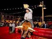 Santa Eudóxia recebe 1º Rodeio em Touro Mecânico neste fim de semana