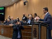 Manobra da oposição derruba sessão que abriria CP contra Santini