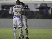 Santos vence Atlético-GO na reabertura da Vila Belmiro