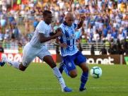 Santos empata com o CSA no estádio Rei Pelé