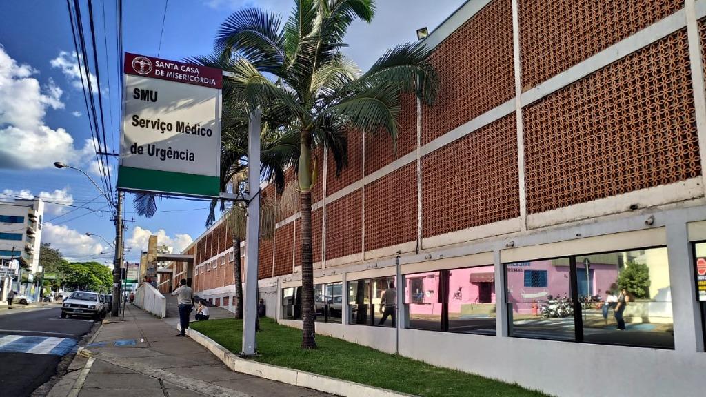 Com pandemia, Santa Casa de São Carlos prioriza procedimentos de maior risco. Foto: ACidade ON - Foto: ACidade ON - São Carlos