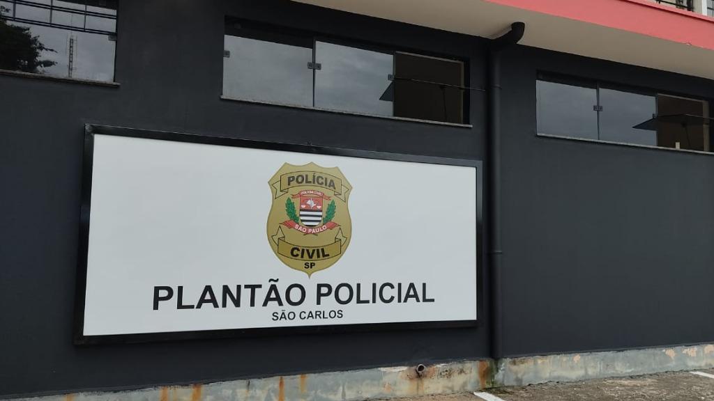 Plantão policial de São Carlos (SP). Foto: ACidade ON - Foto: ACidade ON - São Carlos